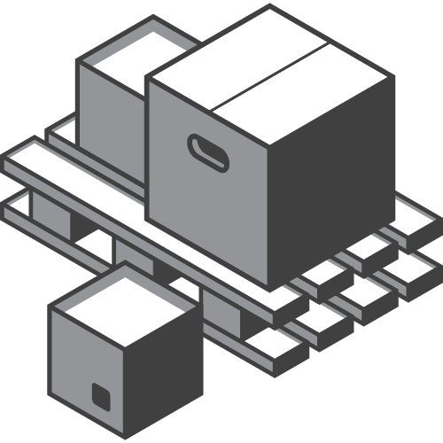 Moving Box Icon